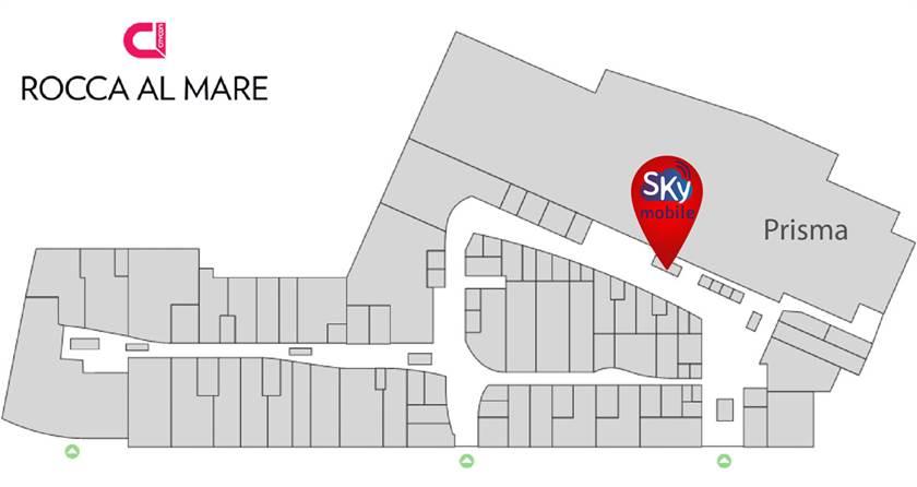 SkyMobile Rocca al Mare